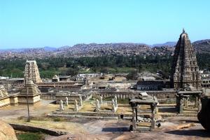 Virupaksha Temple Complex
