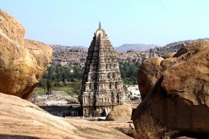 Virupaksha Temple Entrance