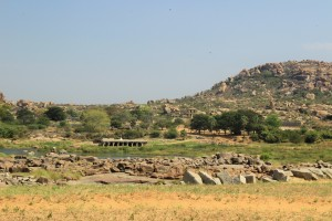 Hampi's Unique Terrain