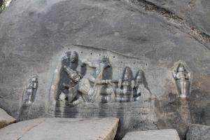 Vishnu temple on way to Kotilinga