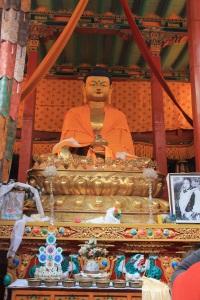 Hemis Buddha