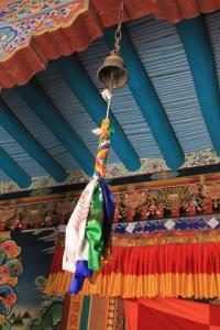 Hemis temple bell