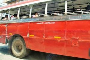 Kochi Local Bus
