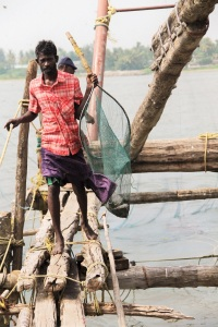 Carrying the loot