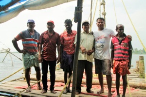 My fishermen partners