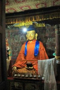 Thiksey Buddha
