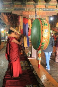 Thiksey drums